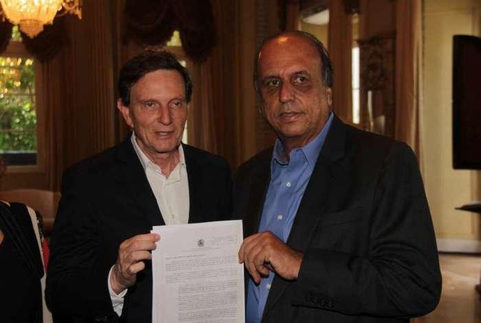 Governo do Estado e Prefeitura do Rio firmam parcerias