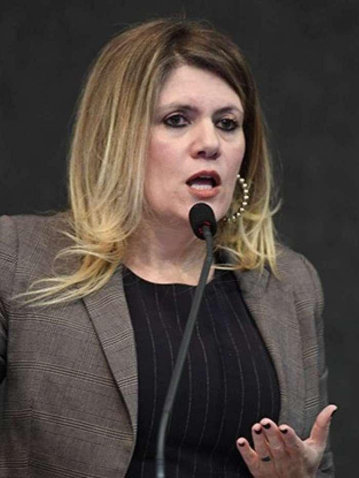 Alessandra Garcia Marques, promotora de Justi�a