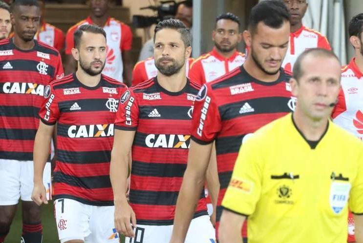Diego vive momento ruim no Flamengo