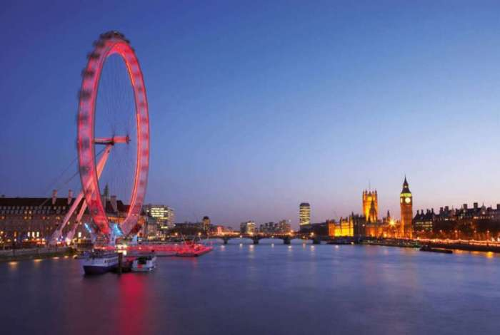 'London Eye'