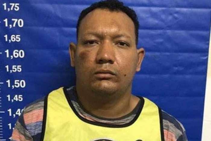 Ricardo de Nazareth da Silva � acusado de matar o policial civil Laelson Batista