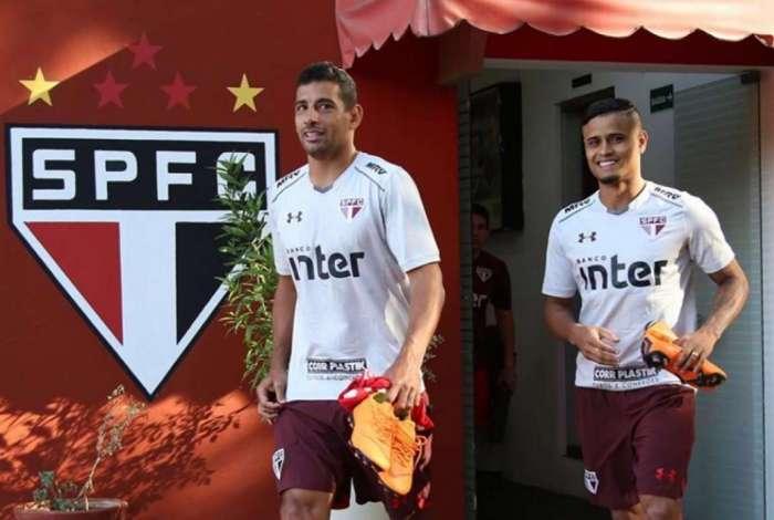 Em baixa no São Paulo, Diego Souza deve reforçar o elenco do Botafogo