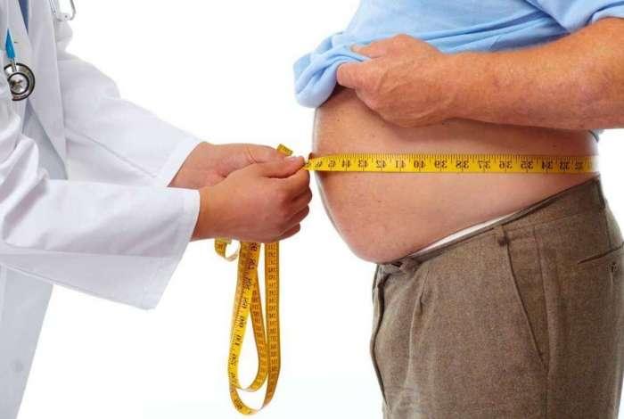 Sobrepeso atinge 54% da população