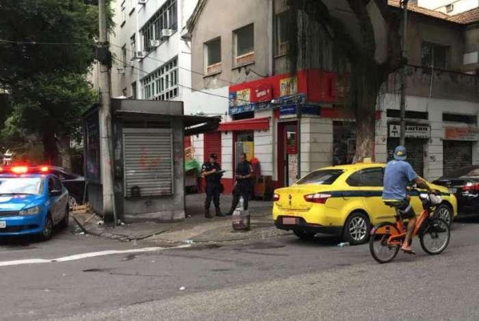 Taxista foi encontrado morto em Copacabana