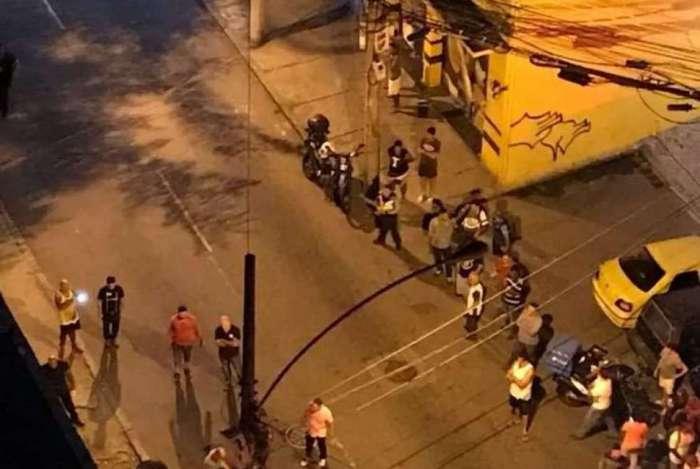 Assalto a vereador acaba com mortes em Botafogo
