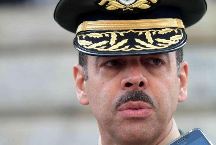 General Richard Nunes, secretário de Segurança