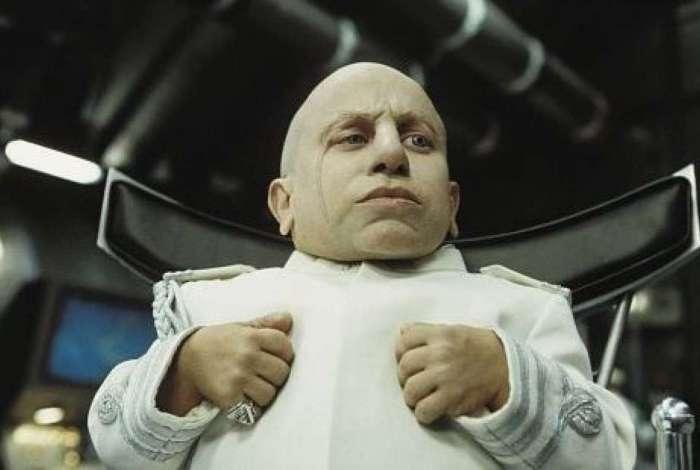 Personagem Mini Mim fez sucesso nos filmes da s�rie Austin Powers