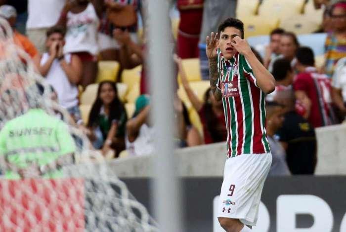8b4df55a6e Confira as notas do time do Fluminense na vitória contra o Cruzeiro ...