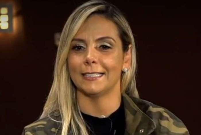 Carla Perez saiu do '� o Tchan' no primeiro semestre de 1998.