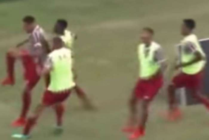 Fluminense derrotou o Vasco por 5 a 3