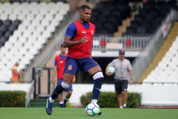 Zagueiro Breno marcou um dos gols do jogo-treino