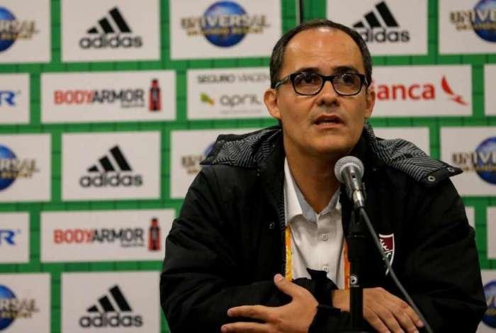 Pedro Abad é presidente do Fluminense