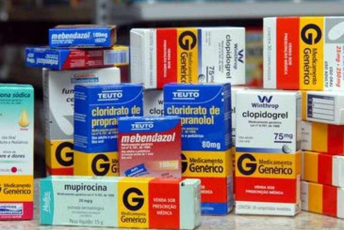 Medicamentos genéricos devem ser ao menos 35% mais baratos