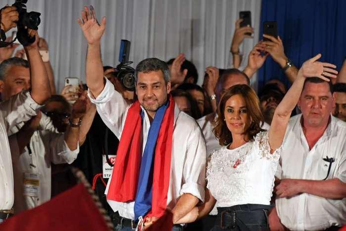 Benitez : eleito com 46,8%