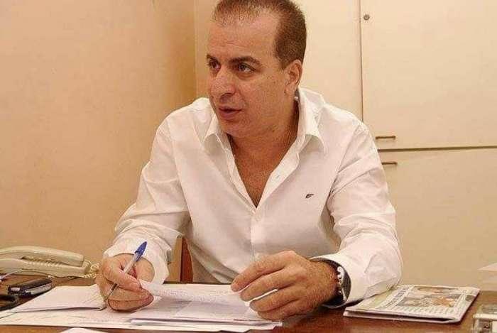 Ex-deputado M�rcio Panisset � detido por posse ilegal de arma de fogo