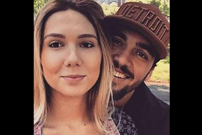 Carol Portaluppi e Pedro Ortega terminam namoro