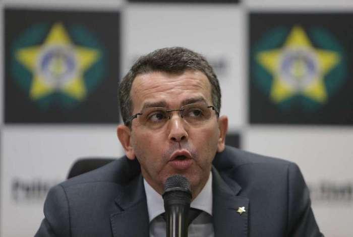Chefe da Polícia, Rivaldo Barbosa, assinou o protocolo nesta terça-feira