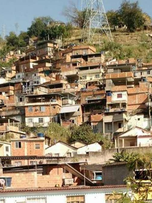 Morro do Juramento registrou intenso tiroteio