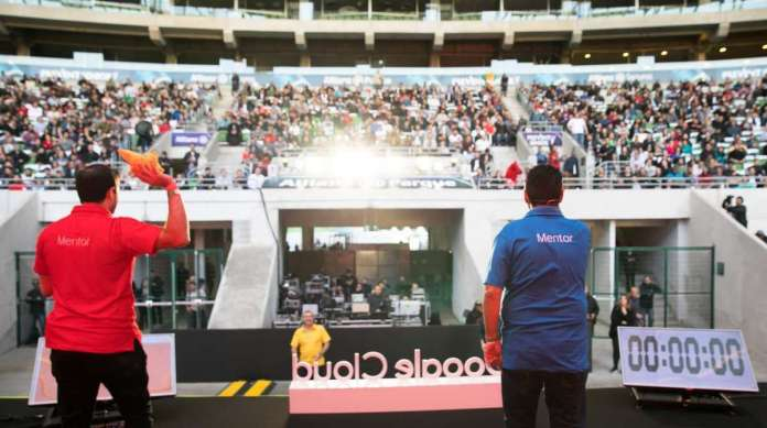 Engenheiros do Google v�o treinar cerca de 2 mil profissionais no est�dio do Maracan�, no dia 25 de maio. Inscri��es pela internet