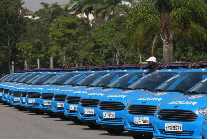 Resultado de imagem para carros novos policia militar rio de janeiro