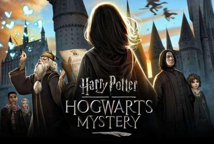8d38f7a90 Jogo de Harry Potter é lançado para dispositivos móveis O Dia ...