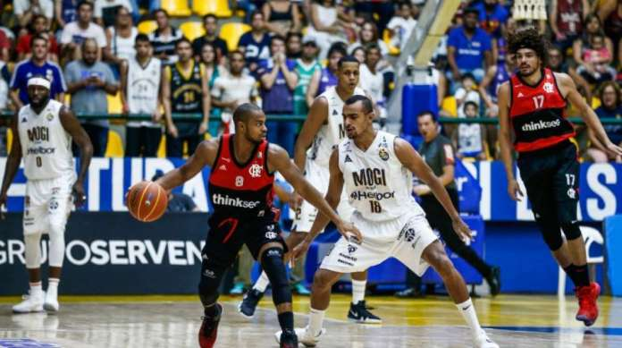 Mogi x Flamengo - NBB
