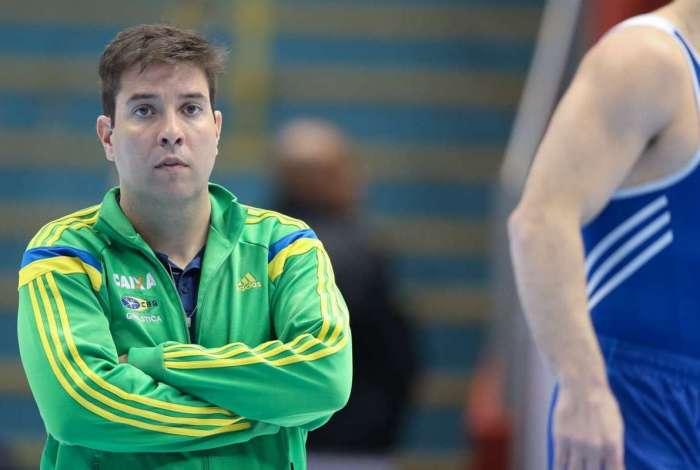 Fernando de Carvalho Lopes � acusado de assediar atletas