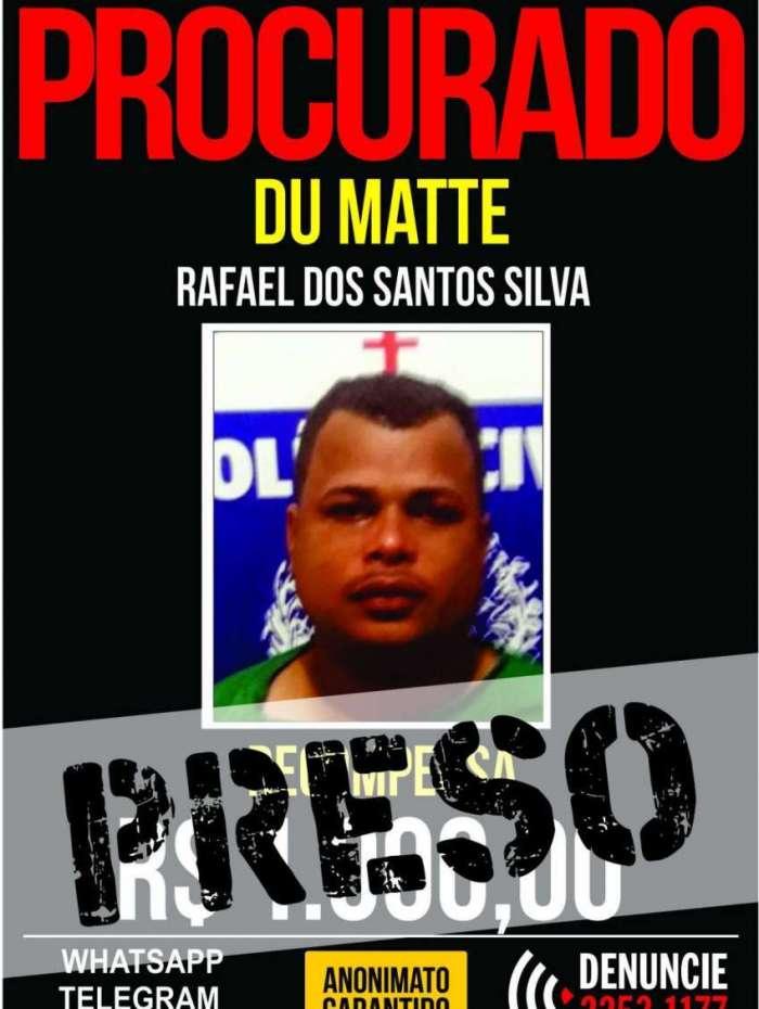 Foragido da Justi�a do Rio � preso