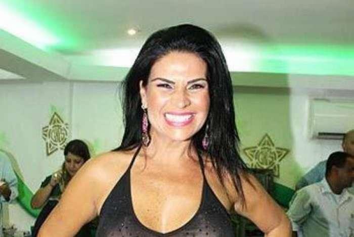 71e73ee3db309 Solange Gomes é madrinha de arraiá beneficente O Dia - Leo Dias