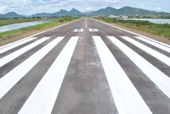 Aeroporto de Maric�: expans�o permitir� maior n�mero de visitantes