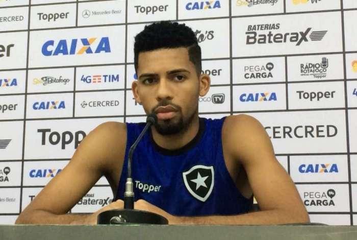 Matheus Fernandes falou sobre duelo contra o Cruzeiro
