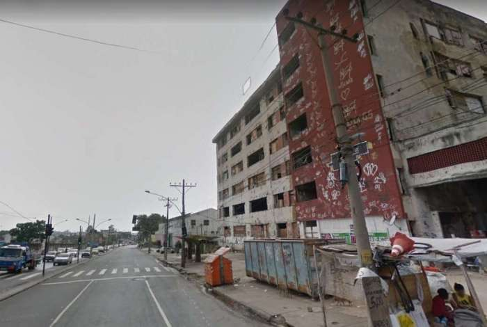 Pr�dio do IBGE foi desocupado e deve ser implodido no dia 13 de maio