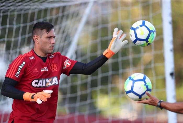 Diego Alves falou sobre o bom momento do Flamengo