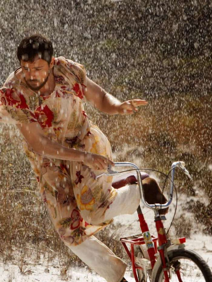 Sergio Guiz�, que vive Gael em 'O Outro Lado do Para�so', estar� no filme 'Al�m do Homem'