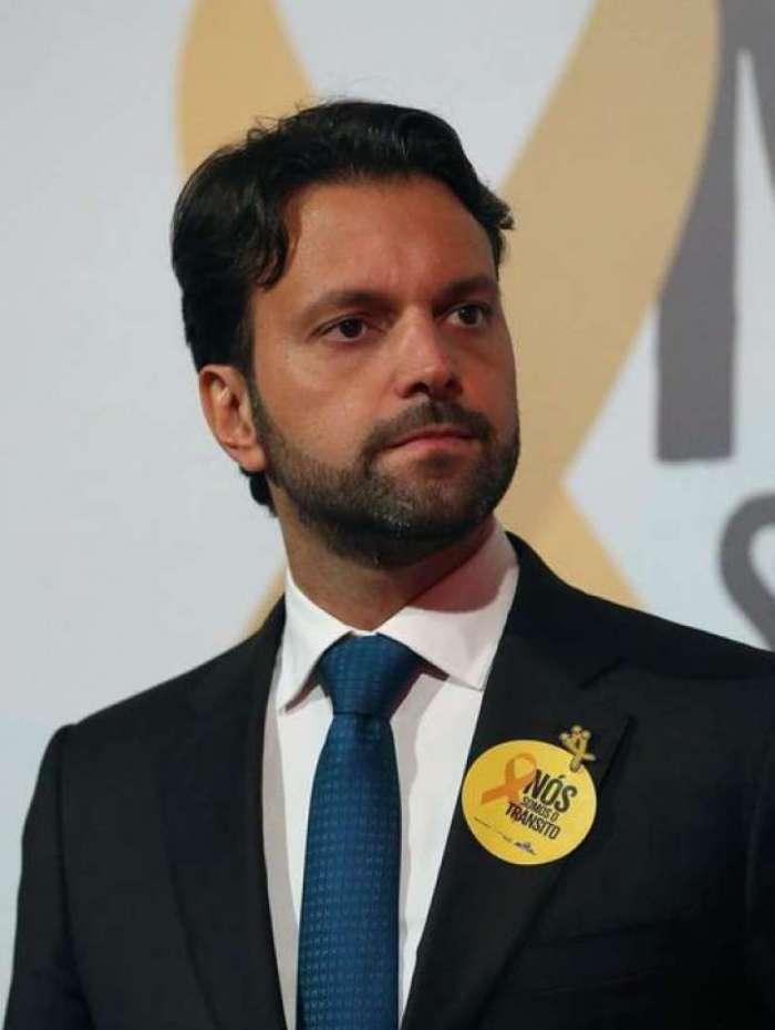 Ministro das Cidades, Alexandre Baldy