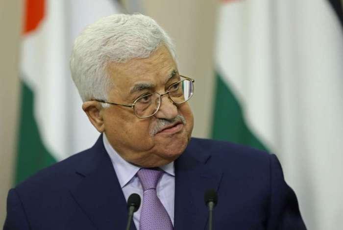Se as pessoas ficaram ofendidas com a minha declara��o, especialmente as pessoas da f� judaica, pe�o desculpas a elas, disse o presidente palestino, Mahmud Abbasele