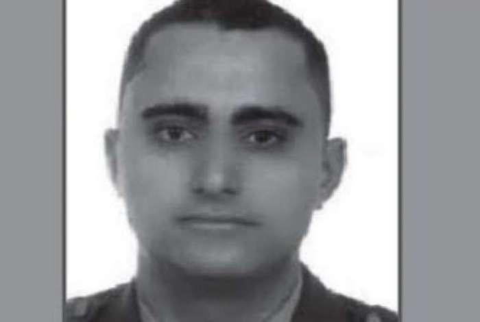 Policial Eduardo da Concei��o Rosa foi morto