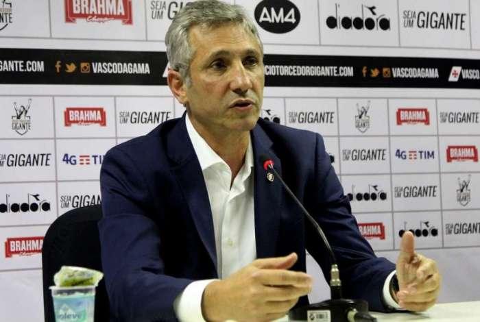 Campello já havia revelado que buscava reforços para o ataque vascaíno