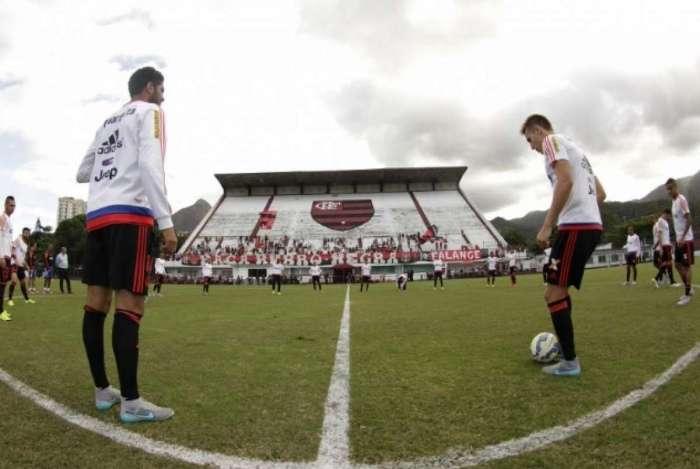 Flamengo pode realizar partidas na G�vea
