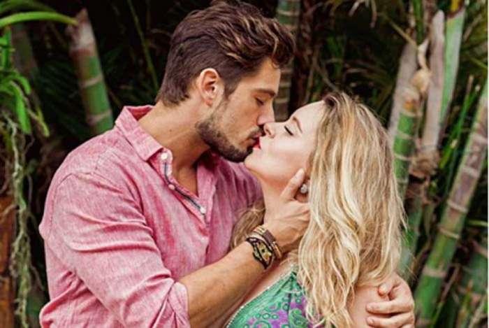 Mariana Bridi e Rafael Cardoso