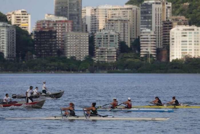 Estádio de Remo da Lagoa recebe evento neste domingo