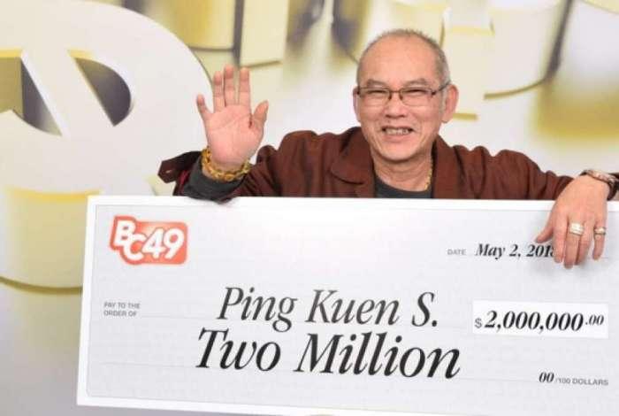 '� inacredit�vel que os tr�s eventos tenham acontecido no mesmo dia', declarou Ping