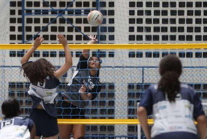 Nova Iguaçu, de Duda (na foto), levou o ouro no sub-14 pelo sexto ano seguido