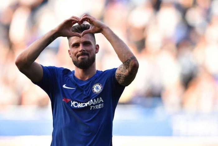 Giroud no Chelsea