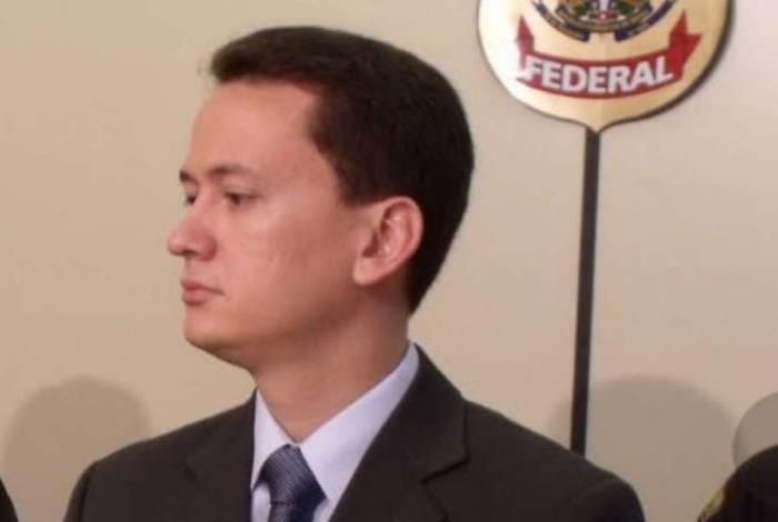 Delegado Davi Aragão, chefe da Delegacia de Repreensão aos Crimes Fazendários da Polícia Federal