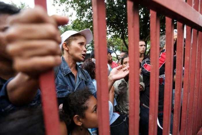 Roraima recebeu milhares de venezuelanos nos últimos meses