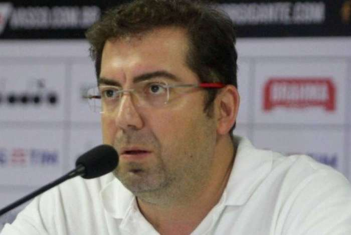Fred Lopes era vice de futebol do Vasco