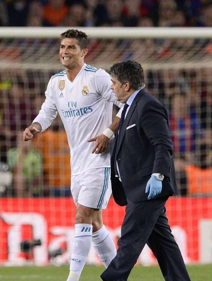 a95c2ce435 Zidane tem certeza que Cristiano Ronaldo jogará final da Champions O ...