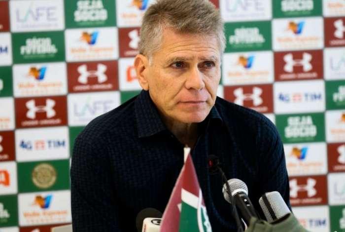 Autuori indica ex-diretor esportivo do Flamengo para assumir cargo
