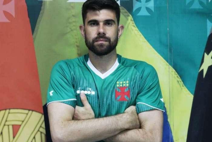 5d48b6e7419e7 Vasco anuncia de forma oficial a contratação do goleiro Fernando ...